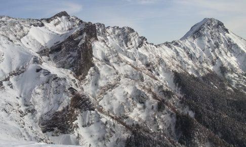 八ヶ岳主峰・冬の赤岳登山における難易度について
