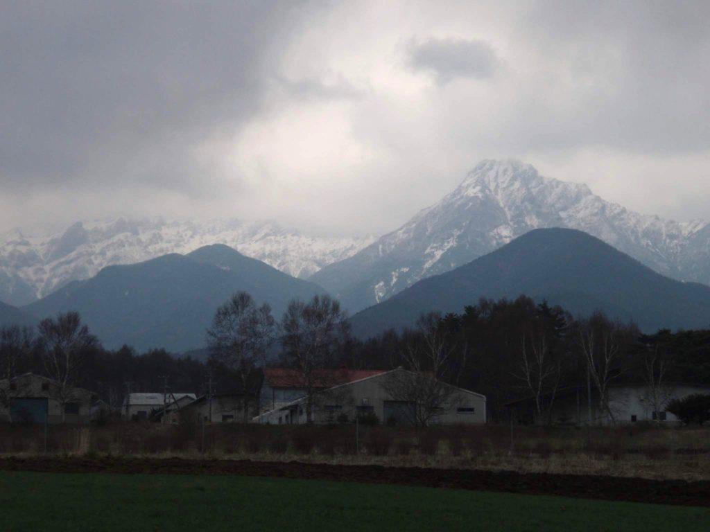 の赤岳登山の難易度は・・・気象条件次第で大きく変わります